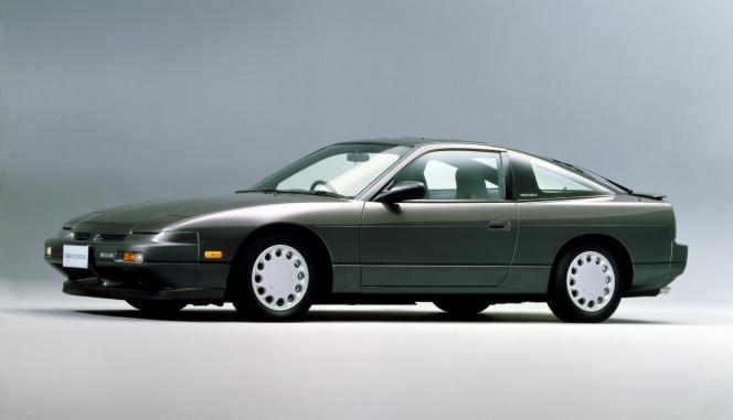 日産 180SX 1989