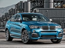 0-100km/h加速は4.9秒…スポーツカー顔負けのBMW「X4 M40i」とは?