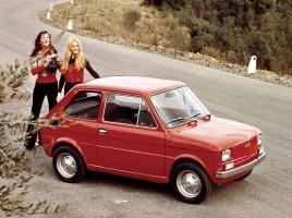 埋もれちゃいけない名車たち vol.50 2代目チンクの後継車「FIAT 126」