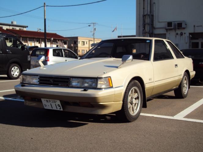 トヨタ・ソアラ