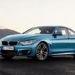 BMW 4シリーズが一新!外観を細かくリフレッシュ!