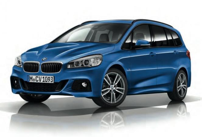 BMW・2シリーズ グランツアラー