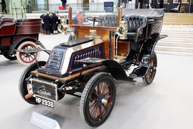 De Dion Bouton 1903(ド・ディオン・ブートン 1903)