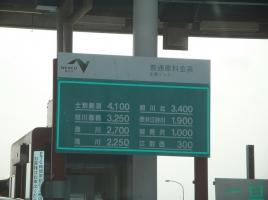 なぜ日本の高速道路は車の大きさによって値段が変わるのか?