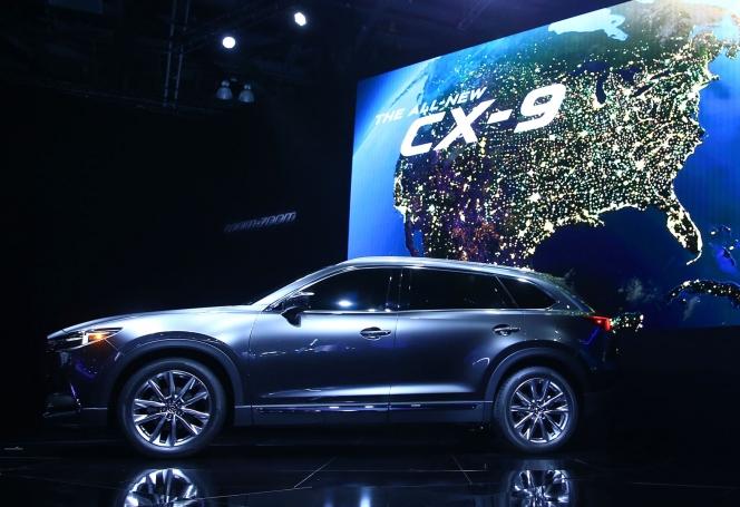 CX-9 新型