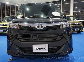 トヨタ タンクの外装画像インプレ【標準モデルの注目装備は?】