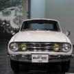 国産車で初めて車名に「GT」をつけた「いすゞ ベレット1600GT」
