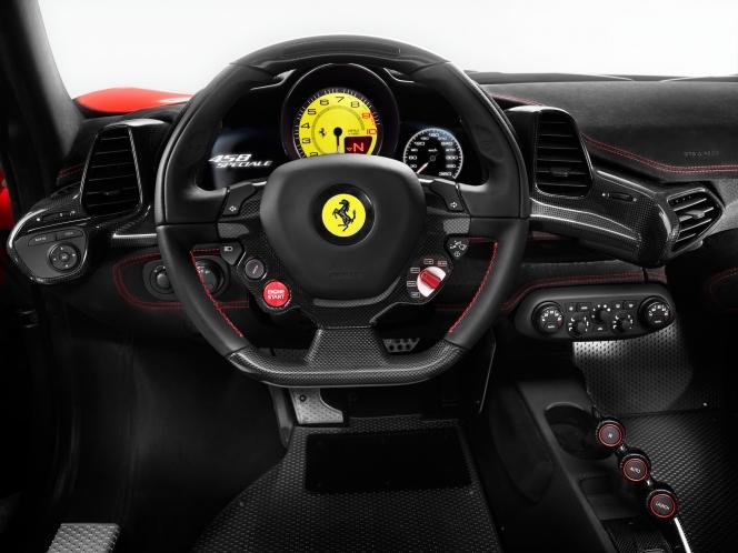 フェラーリ 458スペチアーレ