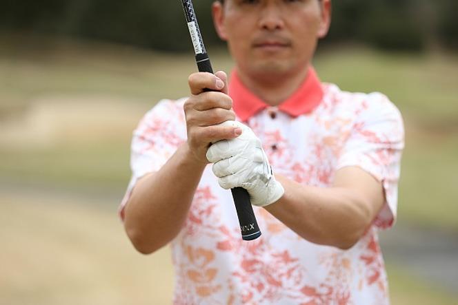 ゴルフ グリップ