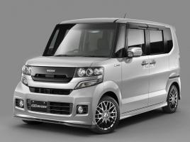 2013年度軽自動車の人気No.1!N-BOX
