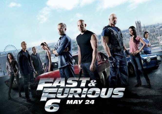 ワイルド・スピードEURO MISSION(2013年/原題:Fast & Furious 6)