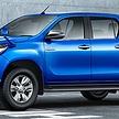 トヨタ ハイラックスをマイナーチェンジ、運転支援システムを強化改良