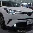 トヨタCHR/C-HRの内装写真【デザインから後部座席の広さまで徹底チェック】