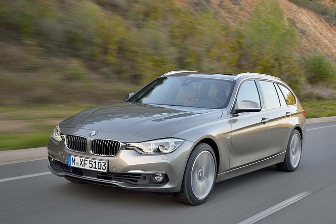BMW 3シリーズ ツーリング 2015