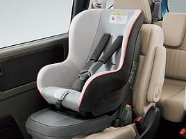 ISO-FIXか?シートベルト固定か?チャイルドシートの取付はどちらがいいの?
