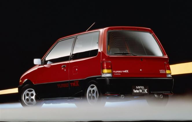 ミラターボ TR-XX