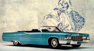1969 キャデラック DeVille コンバータブル
