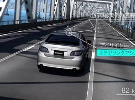 先進安全性で高い評価を得ているスバル「XV」の安全性能とは?
