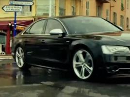 S8やGクラス…シリーズ最新作「トランスポーター イグニション」にはどんな車が登場する?