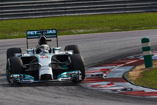 3月30日 F1マレーシアGP @セパン 2014