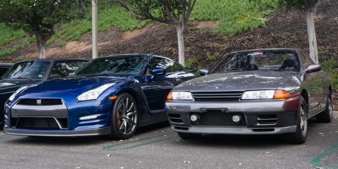 新旧GT-R