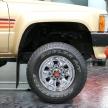 オフロード車のタイヤの扁平率がとても高いのはなぜ?