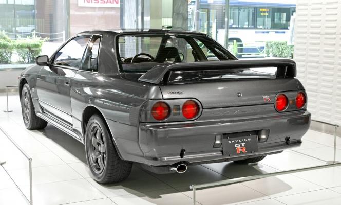 R32型 GT-R③