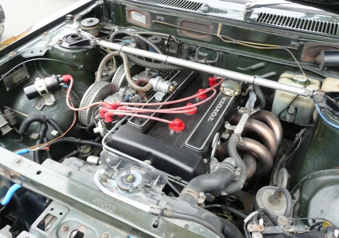 2T-Gエンジン