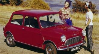 1960年代のミニ
