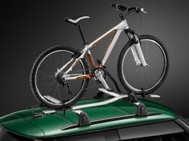 屋根に自転車など…最高どのくらいの高さまで載せられるの?