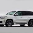 【高級SUV比較】ランクルとレクサスLX、どっちを選ぶ?