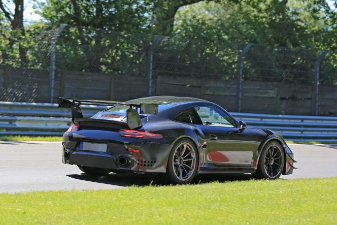 911GT3 RS 次世代型