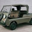 フロントグリルにスペアタイヤを載せるクルマ3選