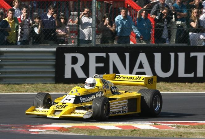ルノー F1 1977