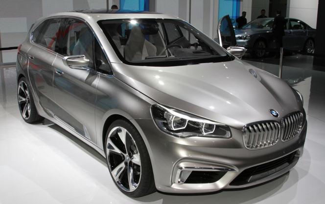 BMW 2シリーズ アクティブツアラー