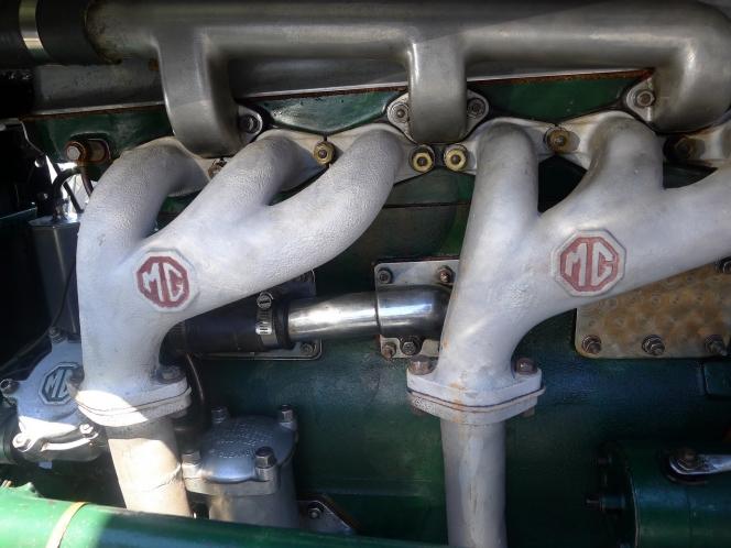 無題MG Exhaust Manifold