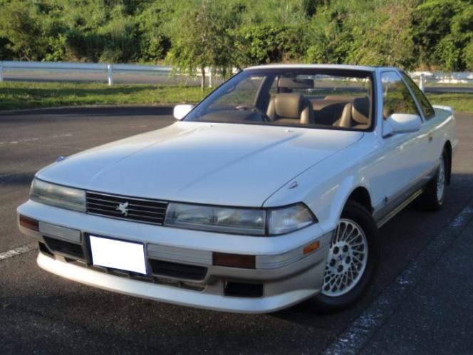 トヨタ ソアラ 2代目 3.0 GT エアロキャビン