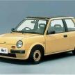 エスカルゴ、ラシーン、パオ、Be-1…いまでも通用しそうな1980〜90年代の日産車5...