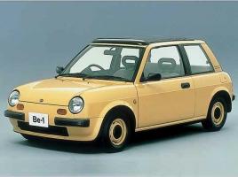 パイクカーブームの先駆け!知られざる日産の名車「Be-1」とは?