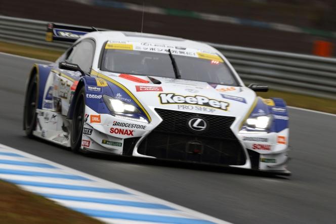 レクサス RC F GT3 2016