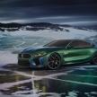 BMW M8 グランクーペ が担う役割