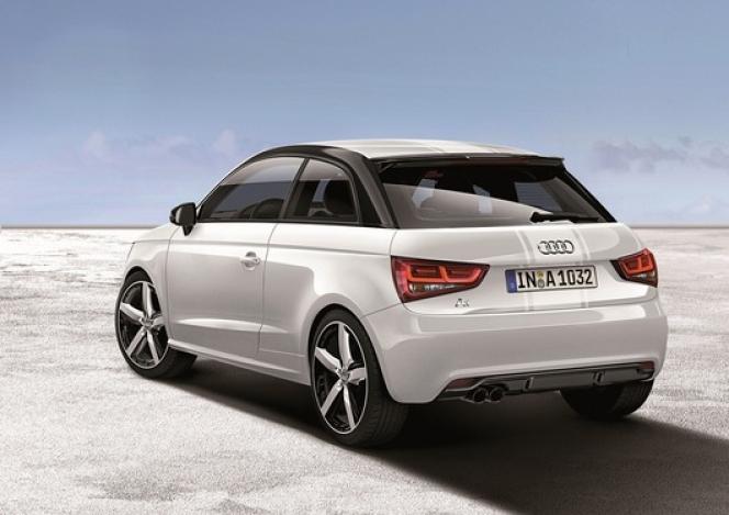 Audi A1(3ドア)