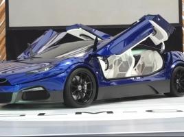 国産EVスーパーカーが誕生!京大発のベンチャー企業GLMとは