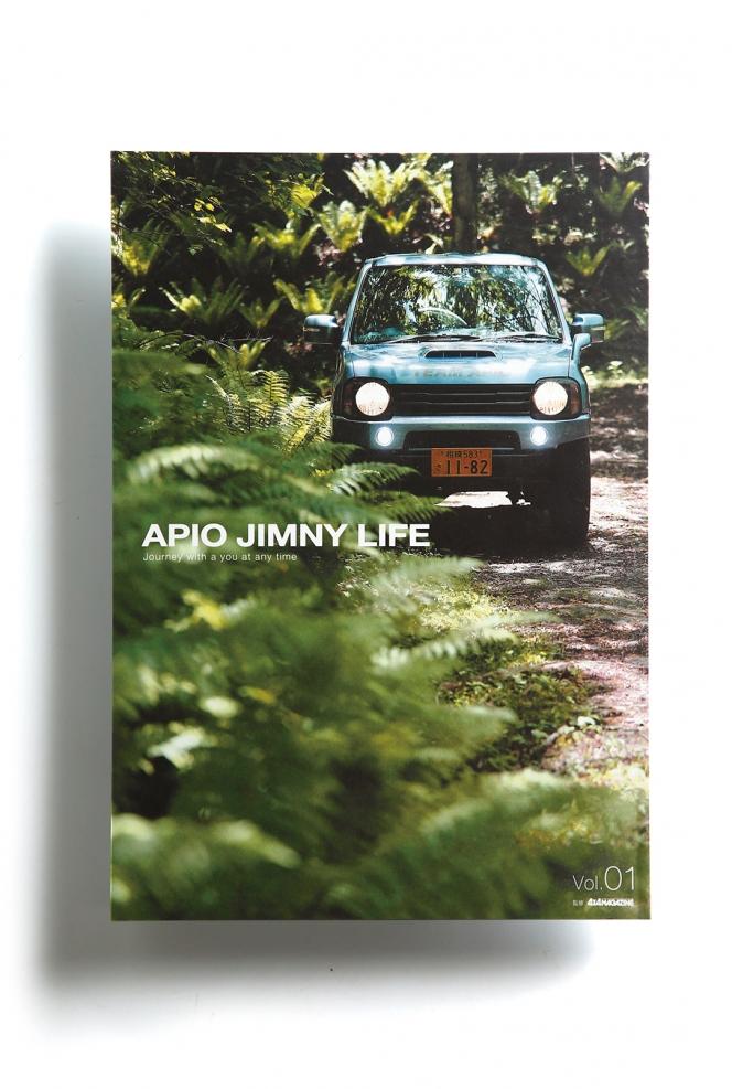 アヘッド APIO JIMNY LIFE