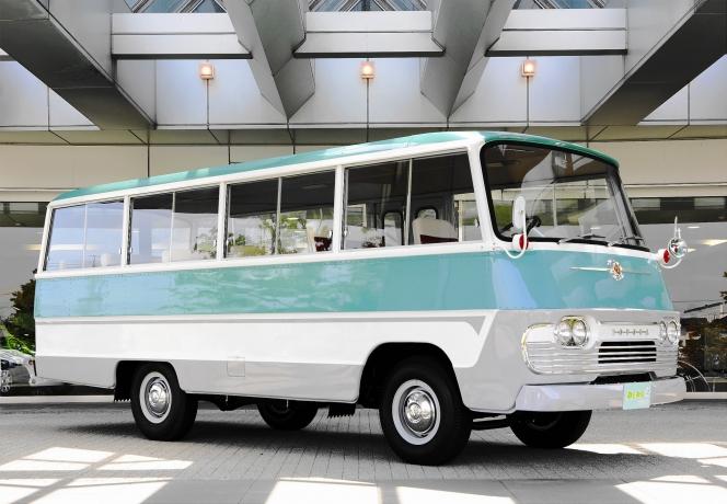 トヨタ ライトバス