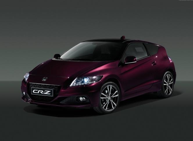 CR-Z次世代型
