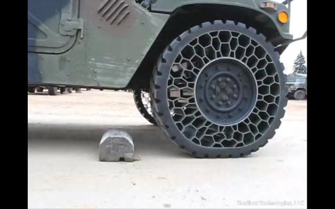 タイヤ 新技術