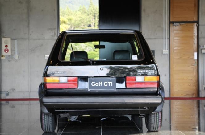 ゴルフGTI 試乗会