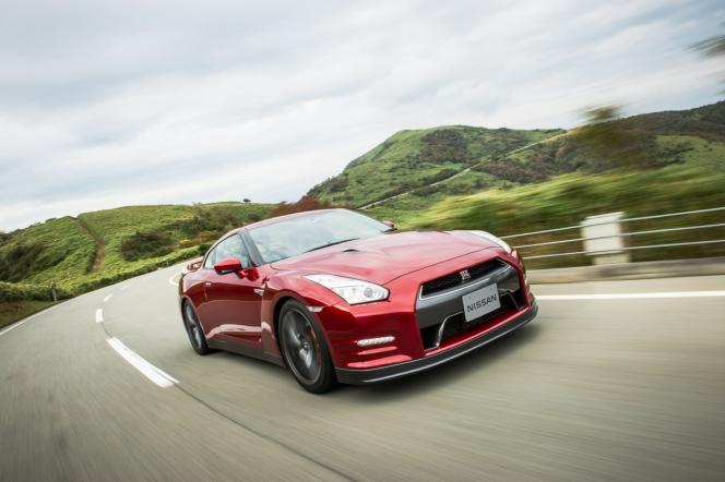 GT-R 2015年モデル