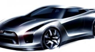 日産 GT-Rコンセプト(時期・出処不明)